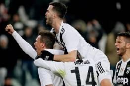 يوفنتوس يحقق فوزًا شاقًا على روما في قمة الدوري الإيطالي
