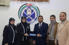مؤسسة إبداع والشرطة النسائية بوزارة الداخلية يوقعان برتوكول تعاون