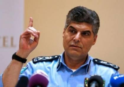 """قائد الشرطة الفلسطينية يدعو حماس إلى نزع سلاحها لإنجاح المصالحة و """" لن نسمح بسلاح القسام"""