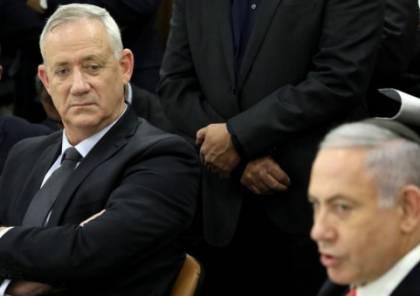 نتنياهو أمام مأزق سياسي: غانتس سينسحب من الائتلاف الحكومي في حال تم تمرير قانون الضم!