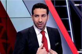 أبو تريكة يشبّه آرسنال بجامعة الدول العربية والتطبيع (فيديو)