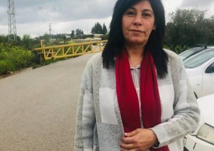 """الأسيرة جرار تبعث رسالة إلى المرأة الفلسطينية في """"يوم المرأة العالمي"""""""