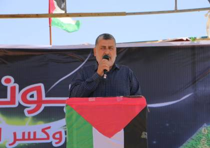 المدلل: آن الأوان للتغريبة الفلسطينية أن تحط رحالها على أرضها وتنتهي مآسي شعبنا