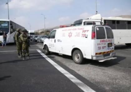 قوات الاحتلال تطلق النار تجاه شابين بزعم محاولة تنفيذ عمليةطعن قرب رام الله