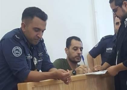 الحكم بسجن رجل اعمال بزعم نقل اموال لحماس