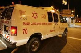 الاحتلال يزعم: اصابة اسرائيلي جراء عبوة مفخخة كانت متصلة ببالونات