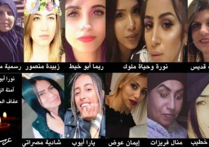 76 عربيا بينهم 14 امرأة ضحايا جرائم القتل عام 2018