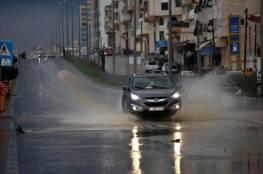 زراعة غزة :كمية الأمطار التي هطلت على القطاع بلغت 71.3%ملم