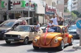 نابلس تحصد 5 مقاعد من بين العشرة الأوائل على مستوى الوطن