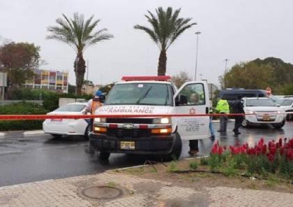 مقتل فلسطيني من الرملة وإصابة شابة بجريمة إطلاق نار قرب نتانيا