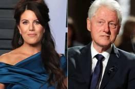 """""""المساءلة"""" مسلسل أمريكي جديد يروي قصة بيل كلينتون ومونيكا لوينسكي"""