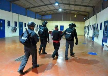 حالة من الغليان في سجون الاحتلال و اغلاق ريمون ونفحة