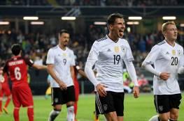 فيديو.. ألمانيا تختتم مشوارها بسحق أذربيجان