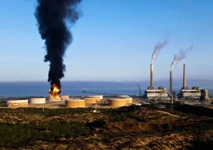 بعد استهداف منشأة عسقلان.. صواريخ غزة تهدد مشروع النفط الإسرائيلي!