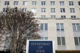 الولايات المتحدة تحث الإسرائيليين والفلسطينيين على ضبط النفس