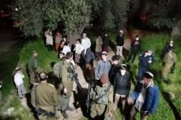 إصابات في هجوم للمستوطنين شرق مدينة الخليل