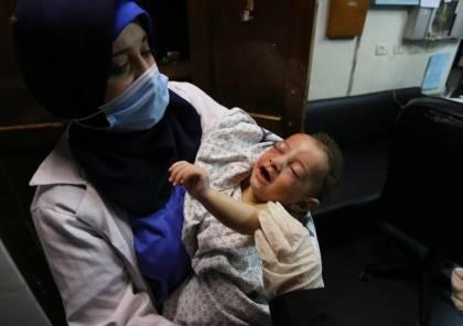 فيديو: لحظة بكاء هستيري من مسعف بعد رؤية أشلاء ضحايا مجزرة مخيم الشاطئ