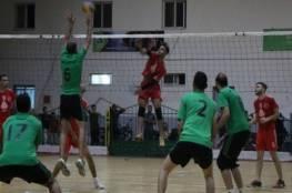 موعد نهائي كأس الطائرة في غزة