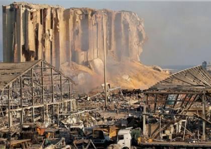 """تقرير """"إف.بي.آي"""": نترات الأمونيوم في انفجار بيروت أقل بكثير من الشحنة الأصلية"""