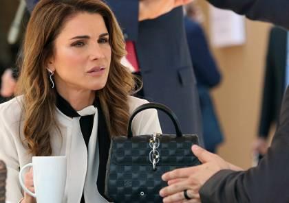 أول تعليق من الملكة رانيا على حادثة مستشفى السلط