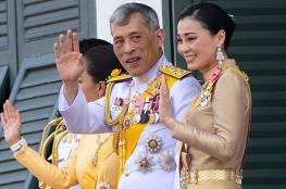 تايلاند تحتفل بعيد ميلاد الملكة غيابيا