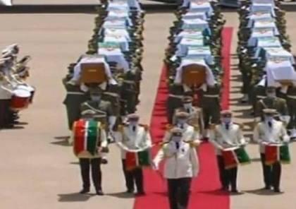 الجزائر تستعيد رفات 24 من شهدائها المحتجزين في فرنسا