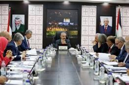 المتحدث الرسمي باسم الحكومة الفلسطينية.. قرارات مجلس الوزراء الفلسطيني اليوم