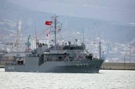 """دراسة: البحرية التركية هي الأقوى في المنطقة وتشكل """"تهديدا محتملا"""" لإسرائيل"""
