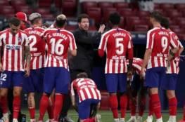 رئيس أتلتيكو مدريد : كرة القدم تدين لنا بدوري الأبطال