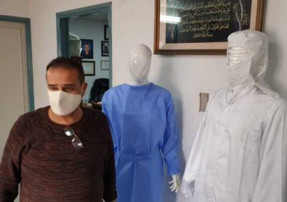 """مصنع بغزة يُصدّر للعالم """"كمامات"""" و """"أطقماً"""" طبية لمواجهة """"كورونا"""""""