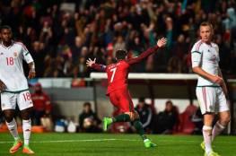 فيديو.. البرتغال تفوز على المجر بسهولة
