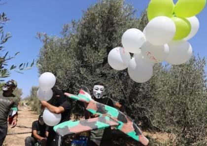 اندلاع حرائق عدة في مستوطنات غلاف غزة