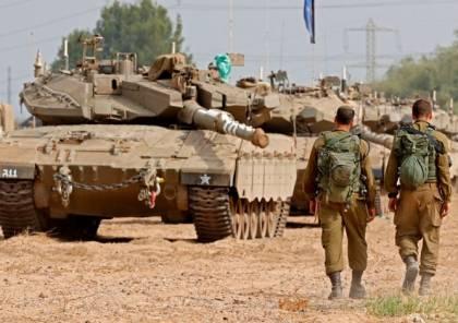 هارتس : على شفا الحرب هل سيكون اجتياح بري لغزة ؟