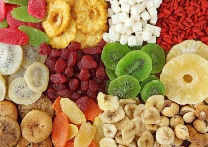 هل الفواكه المجففة مفيدة لصحتنا ؟