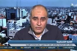 الشوا: واشنطن تفقد دورها في رعاية عملية السلام ووقف مساعداتها ابتزاز للفلسطينين