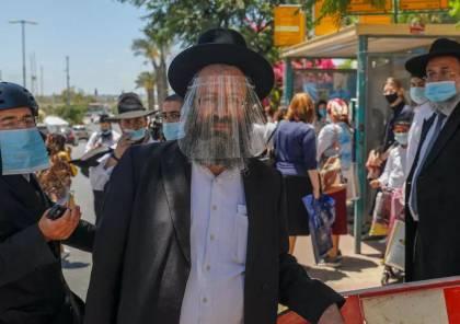 ارتفاع بالحالات الخطيرة.. 3 وفيات و1336 إصابة بكورونا في إسرائيل