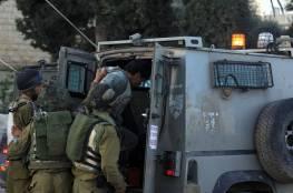 الاحتلال يعتقل 3 مواطنين من بدو