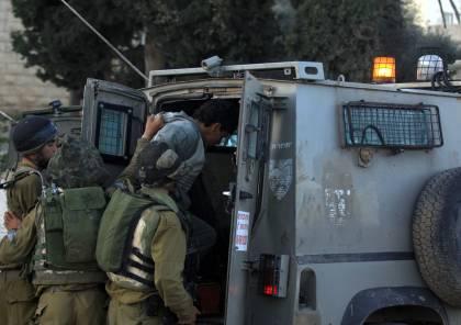 اعتقال 3 مقدسيين من منطقة باب العامود