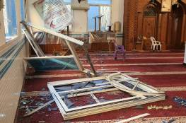 صور: أضرار كبيرة نتيجة القصف الإسرائيلي على قطاع غزة