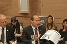 """نير بركات : هكذا سأقضي على """"أونروا وأنهي عملها في القدس"""