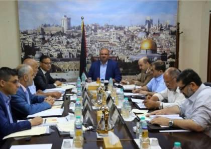 """بالاسماء : """"حماس"""" تعيد تدوير بعض المواقع الوزارية في قطاع غزة"""