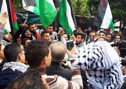 غضب وتظاهرات في مخيمات لبنان بعد قرارات حكومية ضد العمال الفلسطينيين