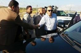 وصول مهنا ووفد أمني مصري لقطاع غزة لتسلم المعابر غدًا