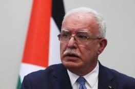 المالكي يتسلم أوراق اعتماد القاصد الرسولي ممثل الفاتيكان الجديد لدى دولة فلسطين