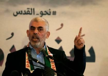 """مليشتاين: السنوار يقترب من تغيير قواعد المُعادلة مع """"إسرائيل"""".. وسياسة احتواء غزة أثبتت فشلها"""