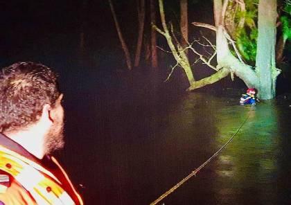 انقاذ رجل تشبت بشجرة لمدة 10 ساعات في نيو ساوث ويلز