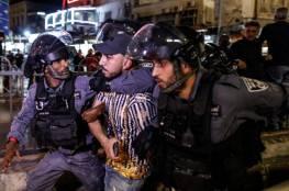 مركز: 420 حالة اعتقال خلال الشهر المنصرم