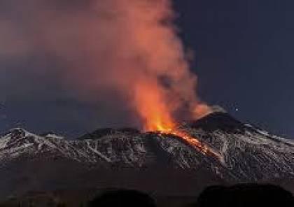 في حادثة غريبة .. شخص سقط في بركان ولم يمت !