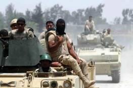 """الداخلية المصرية تعلن مقتل عنصرين """"إرهابيين شديدي الخطورة"""" بشمال سيناء"""