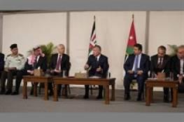 الملك يستقبل ممثلي اللاجئين في الأردن